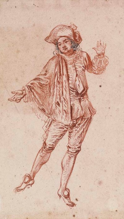 Follower of Antoine Watteau (1