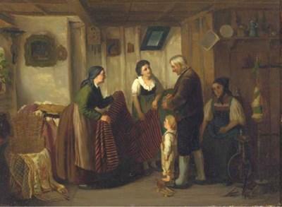 K. HOFMAN (GERMAN, 19TH CENTUR