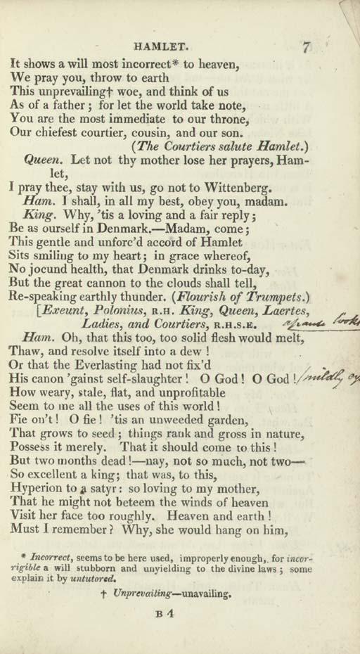 [IRVING, Henry, Sir (1838-1905