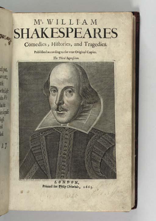 SHAKESPEARE, William (1564-161