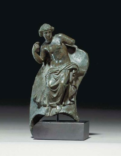 A LATE HELLENISTIC OR ROMAN BR