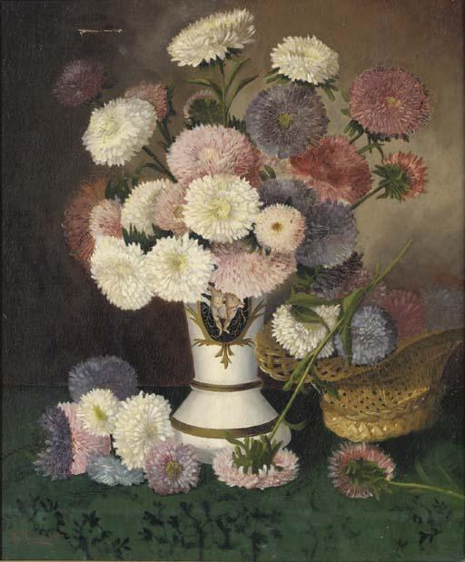 P. Toussaint (French, 19th Century)