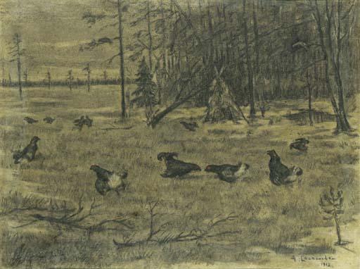ALEKSEI STEPANOVICH STEPANOV (RUSSIAN, 1858-1923)