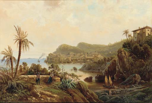 A. Reiger, 19th Century