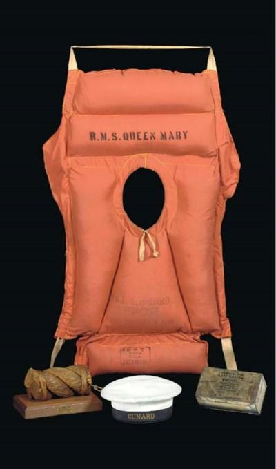 A life jacket, life boat ratio