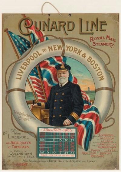 A sailing calendar for the Cun