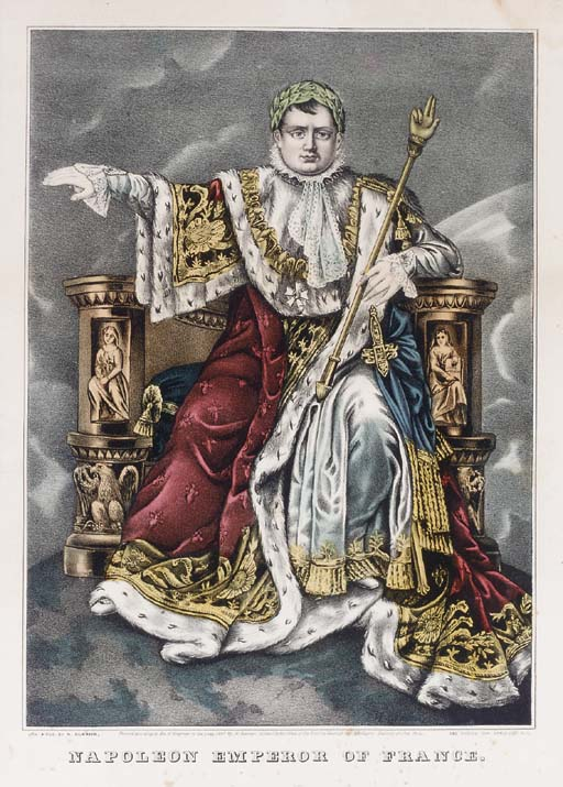 NATHANIEL CURRIER (1813-1888)