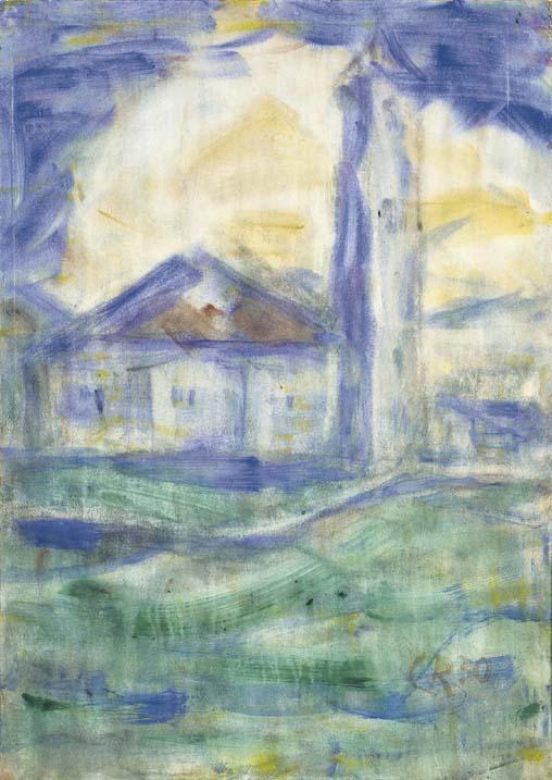 Christian Rohlfs (1849-1938)