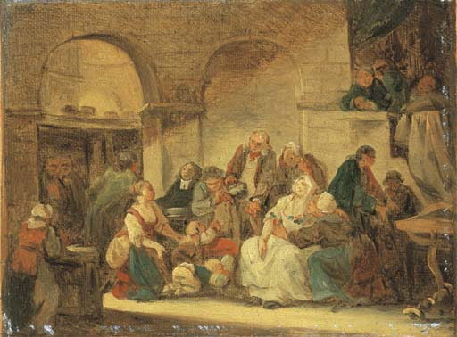 ETIENNE AUBRY (VERSAILLES 1745