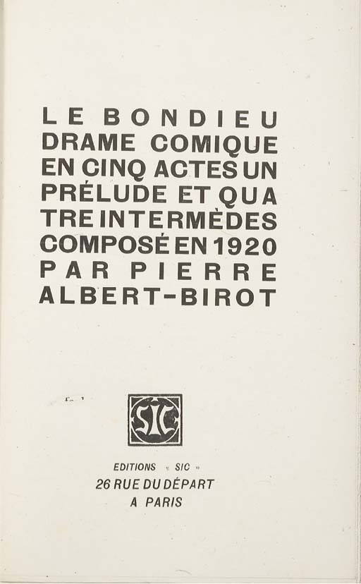 Pierre ALBERT-BIROT