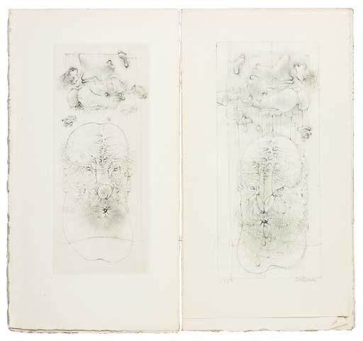 Joyce MANSOUR -- Hans BELLMER