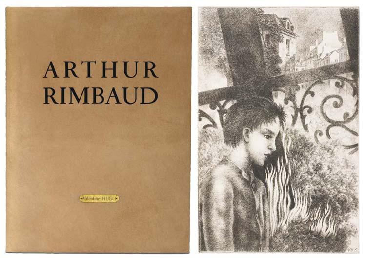 Arthur RIMBAUD -- Valentine HUGO