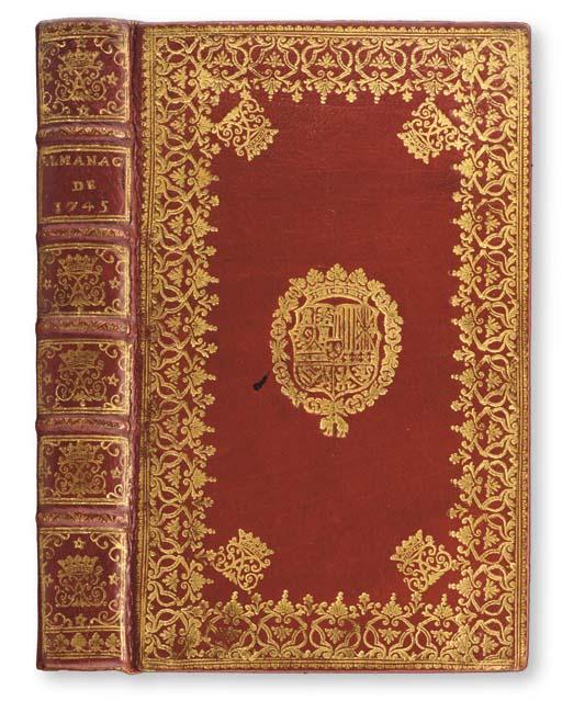 Almanach royal pour l'année M.
