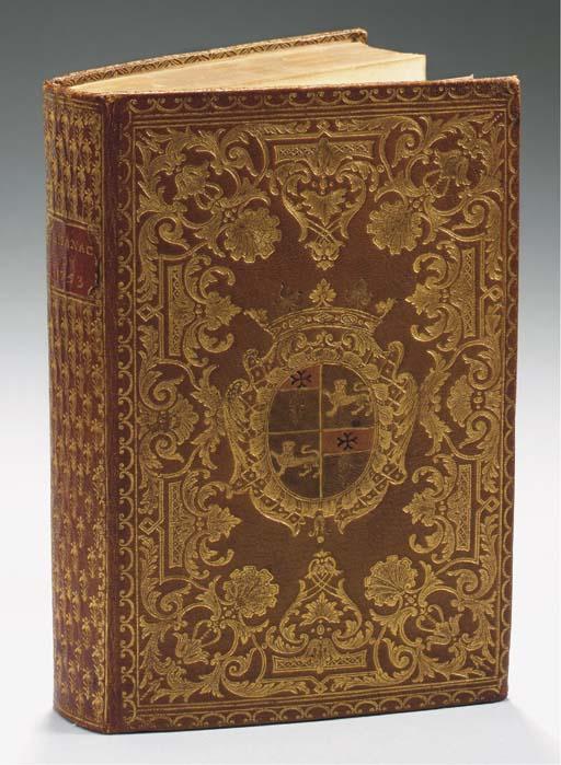 Almanach royal, année M.DCC.LI