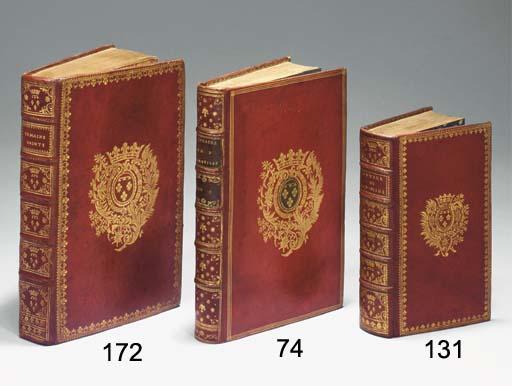 Livre d'église latin-françois,