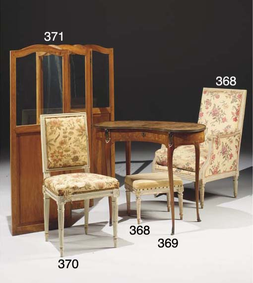 TABLE ROGNON DE STYLE LOUIS XV