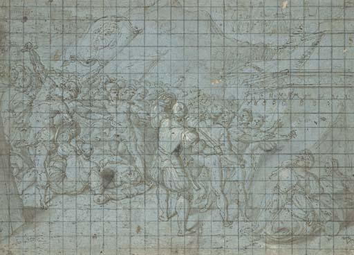 Attribué à Santo di Tito (1536