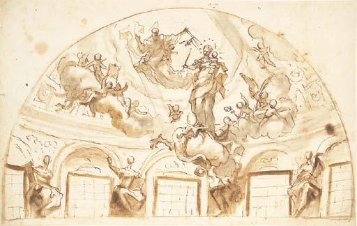 Domenico Piola (1627-1703)