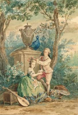 Aart Schouman (1710-1792)
