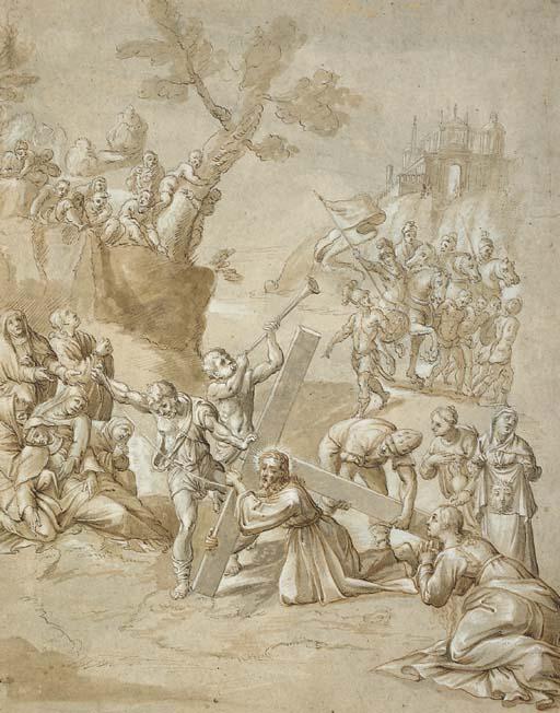 Ecole Sicilienne, 1592