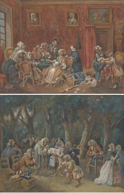 Alexis Peyrotte (1699-1769)
