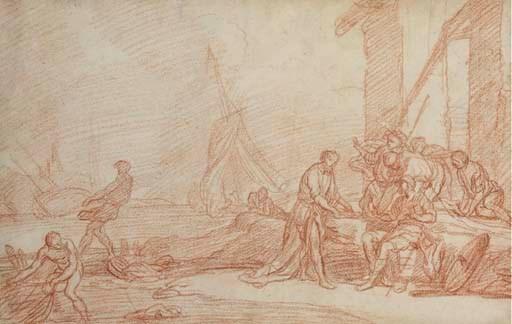 Adrien Manglard (1695-1760)