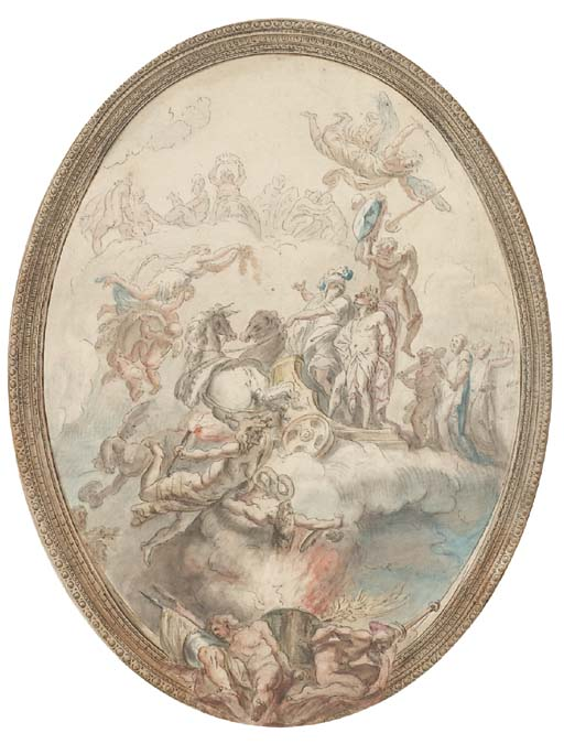 Charles de Wailly (1730-1798)