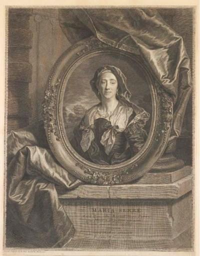 D'APRES HYACINTHE RIGAUD (1659