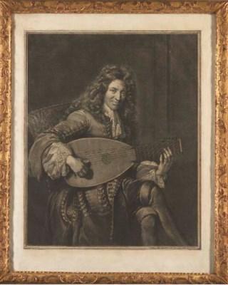 D'APRES FRANCOIS DE TROY (1679