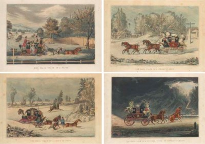 D'APRES JAMES POLLARD (1792-18