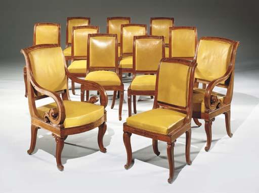 Mobilier de salon d 39 epoque louis philippe estampille de for Salon 2000 compiegne