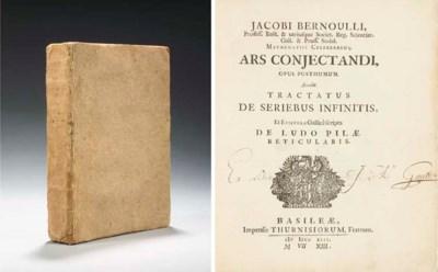 BERNOULLI, Jacob (1654-1705).