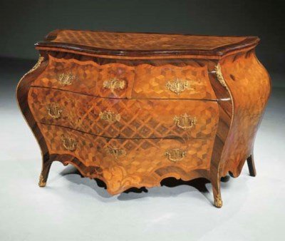 COMMODE SUEDOISE
