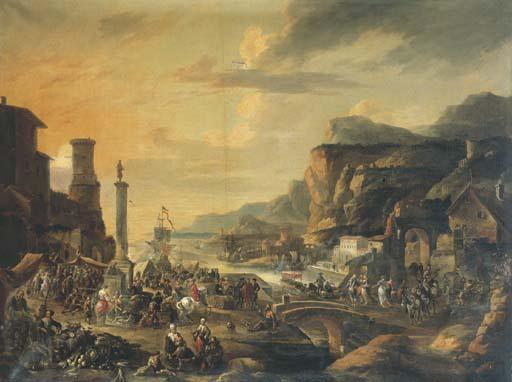 ANTOON GOUBAU (AMSTERDAM 1616-