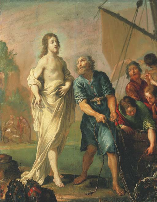 CLAUDE VIGNON (TOURS 1593-1670