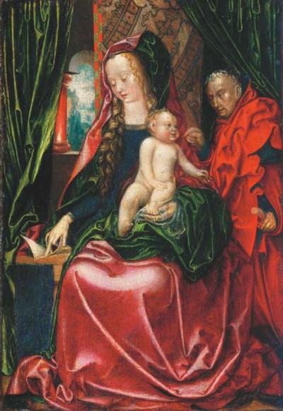 HANS FRIES (FRIBOURG C. 1470-1