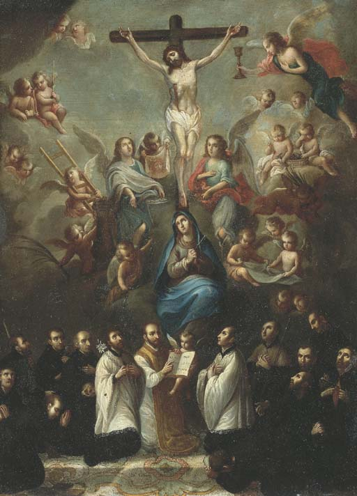 MIGUEL CABRERA (ANTEQUARA 1695