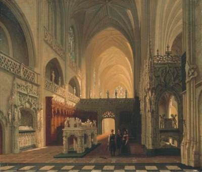 JOSEPH MASWIENS (LOUVAIN 1828-
