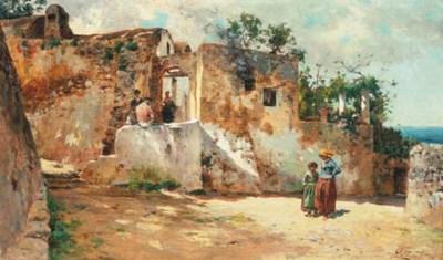 ANTONINO LETO (MONREALE 1844-1