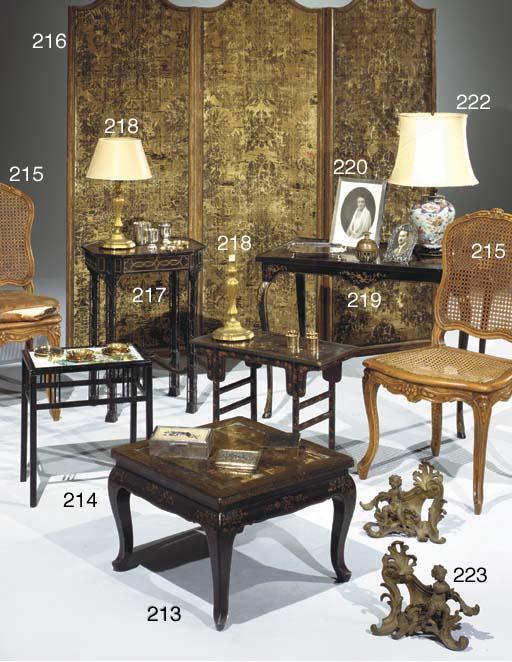 table dans le style sino anglais du xviiieme siecle christie 39 s. Black Bedroom Furniture Sets. Home Design Ideas