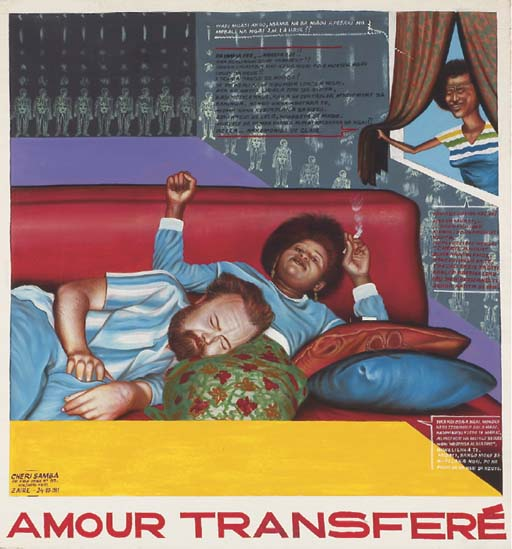 Cheri Samba (né en 1956)
