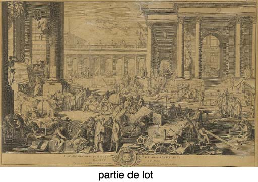 SEBASTIEN LECLERC (1734-1785)