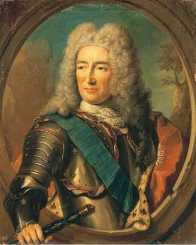 ECOLE FRANCAISE VERS 1720