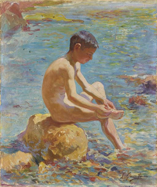 Leopoldo Garcia Ramon (1876 -