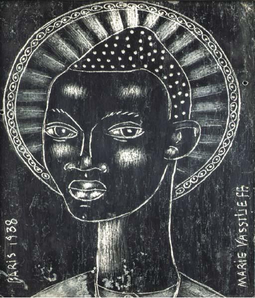 MARIE VASSILIEFF (1884 - 1957)