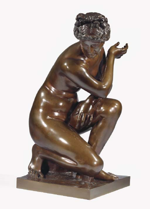 ECOLE FRANCAISE VERS 1900