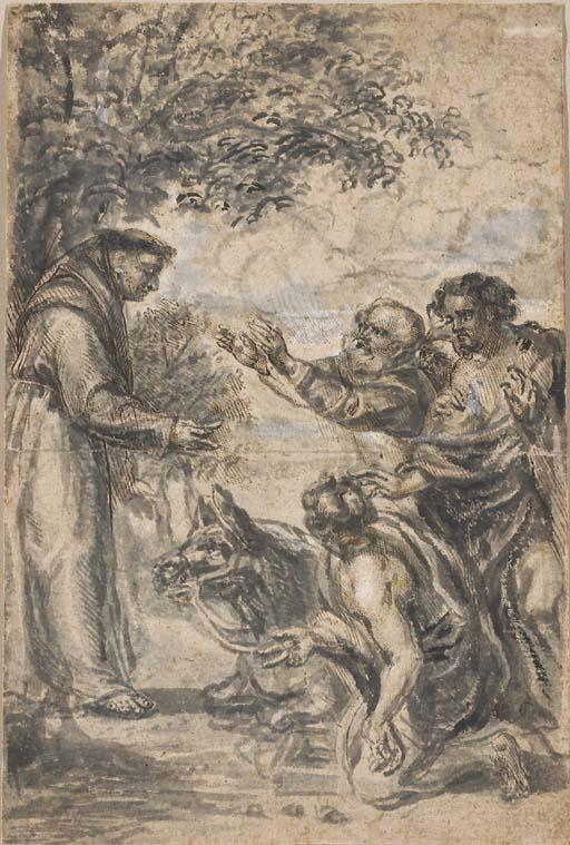 Ecole de Peter Paul Rubens (15