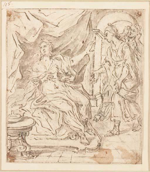 Attribué à Francesco de Mura (