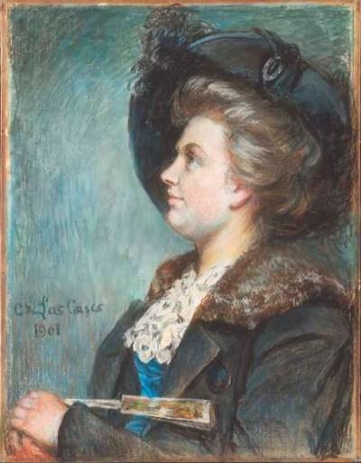 Comtesse Cécile de Las Cases (