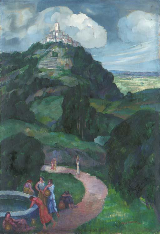 Angel Zarraga (1886-1946)